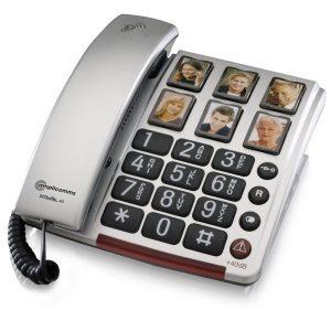 Amplified Telephones